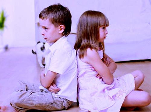 Отношения брата и сестры